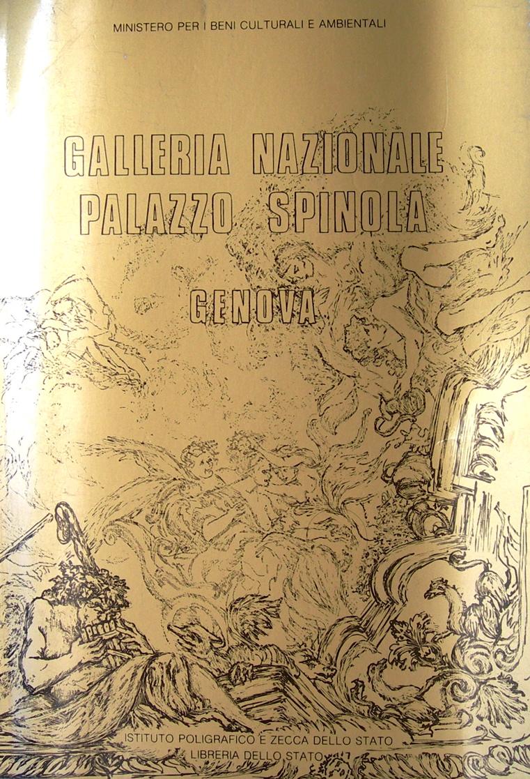 Galleria nazionale Palazzo Spinola, Genova