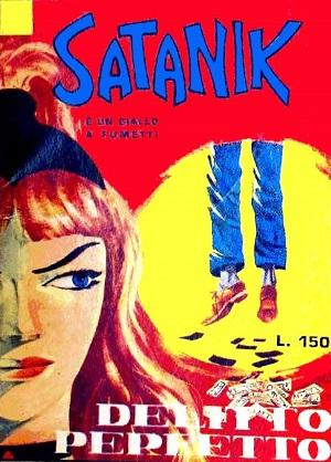 Satanik n. 8