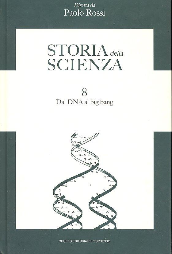 Storia della scienza vol. 8