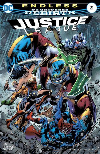 Justice League Vol.3 #21