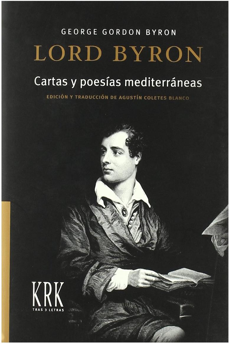 Cartas y poesías mediterráneas
