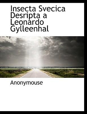 Insecta Svecica Desripta a Leonardo Gylleenhal