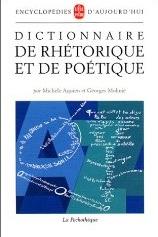 Dictionnaire de rhétorique et de poétique