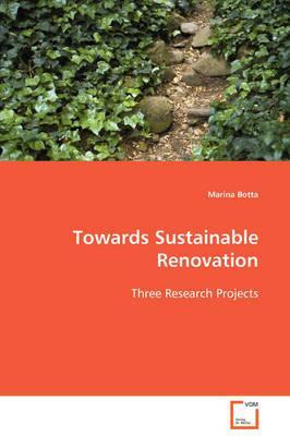 Towards Sustainable Renovation