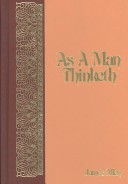 """As"" a Man Thinketh"