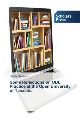 Some Reflections on ODL Practice at the Open University of Tanzania
