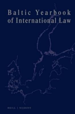 Baltic Yearbook of International Law, 2002