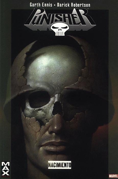 Max. Punisher: Nacimiento