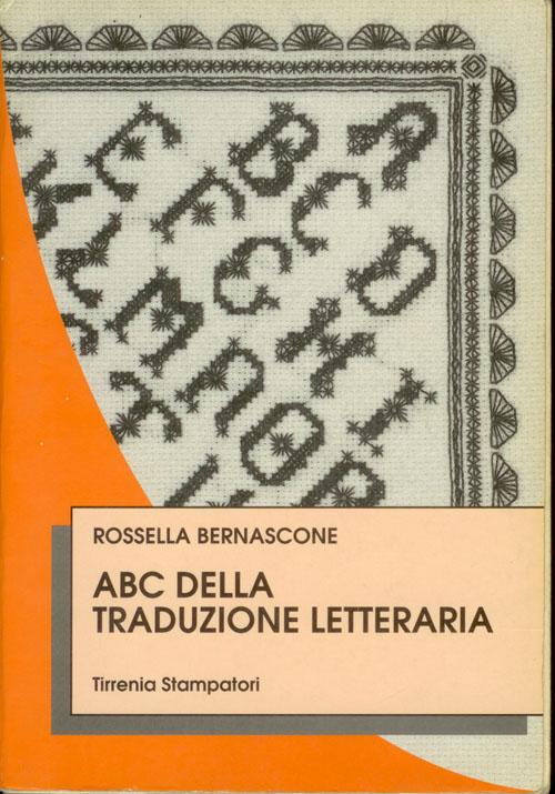 ABC della traduzione letteraria