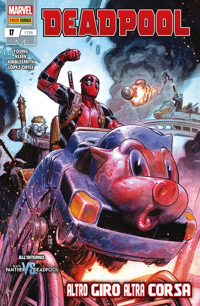 Deadpool n. 136