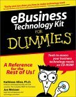 Ebusiness Technology Kit for Dummies