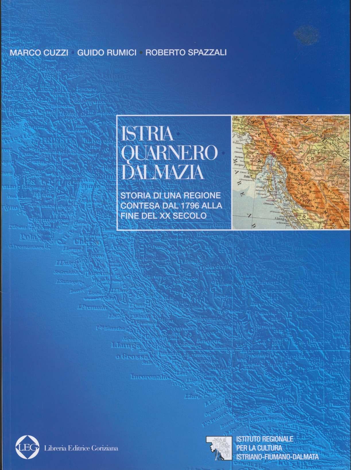 Istria, Quarnero, Dalmazia
