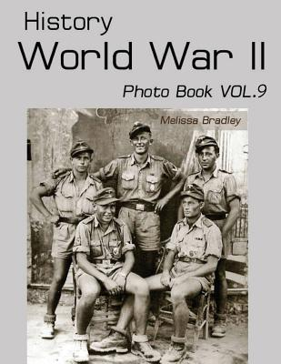 History World War II Photo Book