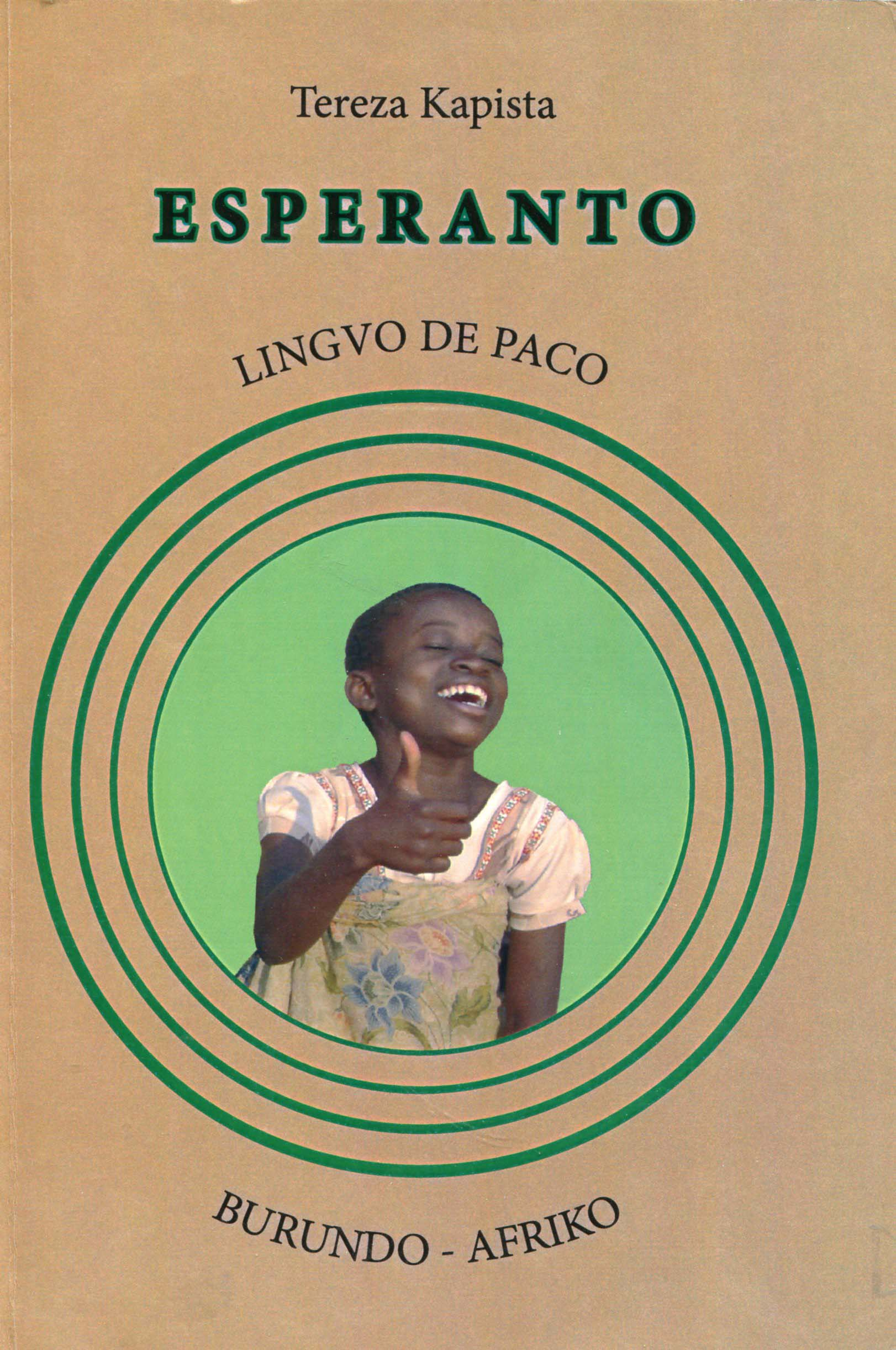 Esperanto lingvo de paco en Burundo - Afriko