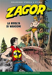 Zagor collezione storica a colori n. 113