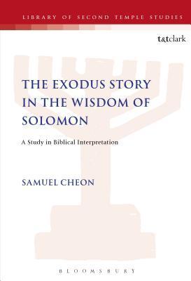 Exodus Story in the Wisdom of Solomon