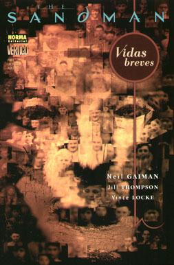 The Sandman: Vidas b...