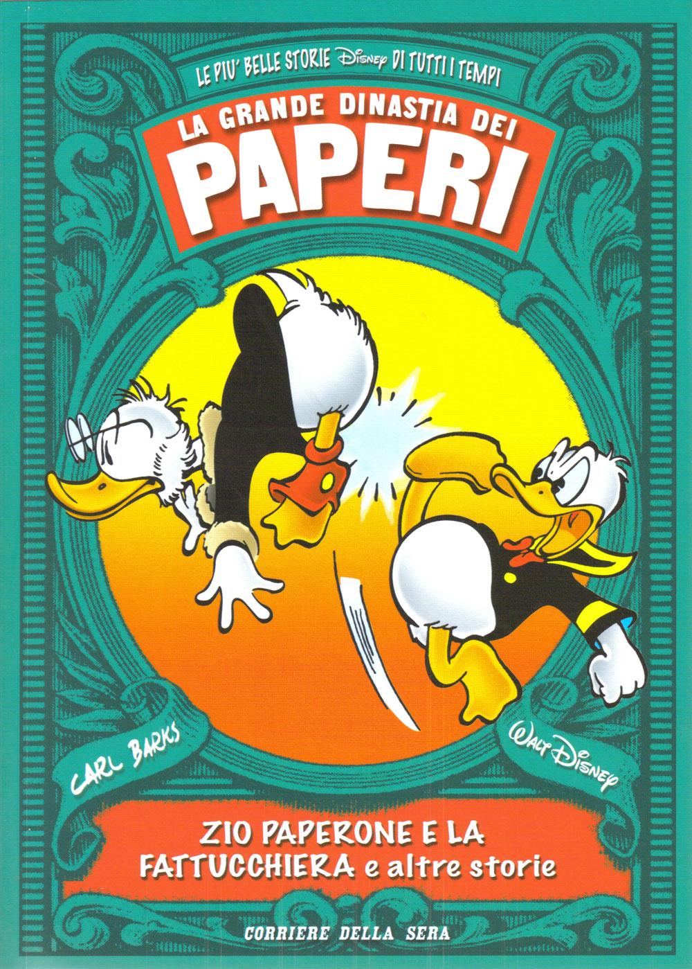 La grande dinastia dei paperi - 1961-62 - Vol. 24