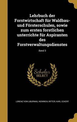 GER-LEHRBUCH DER FORSTWIRTSCHA