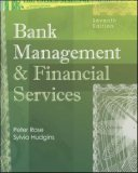 Bank Management and Financial Services with S&P bind-in card