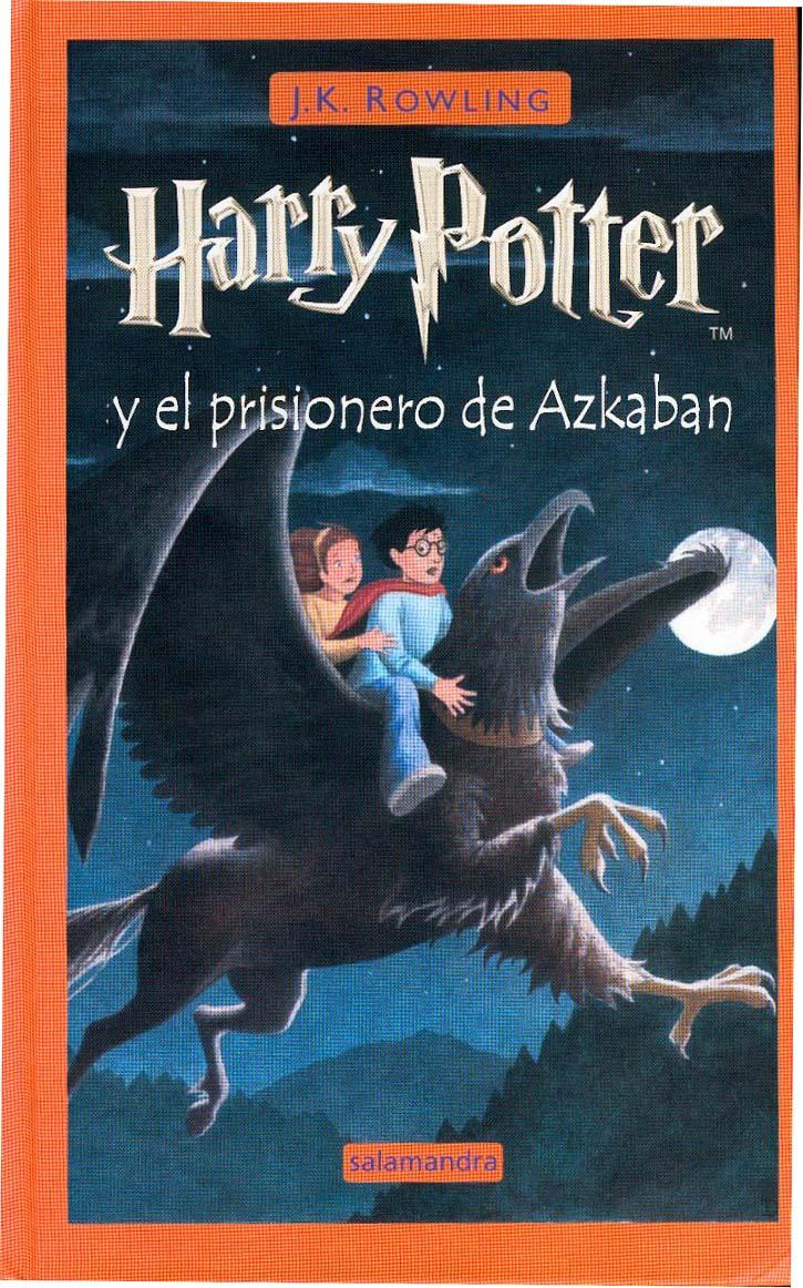 Harry Potter Y El Prisionero De Azkaban/Harry Potter and the Prisoner of Azkaban