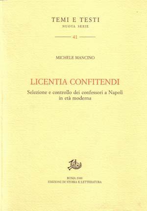 Licentia confitendi