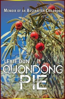 Quondong Pie