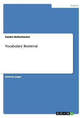 Vocabulary Retrieval