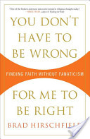 You Don't Have to Be Wrong for Me to Be Right