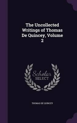 The Uncollected Writ...