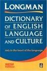 Longman Dictionary of English Language and Culture, Third Edition