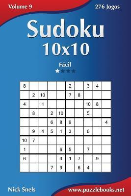 Sudoku 10x10 - Facil - 276 Jogos