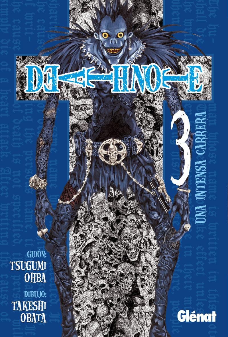Death note #3 (de 12)