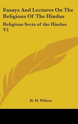 Religious Sects of the Hindus
