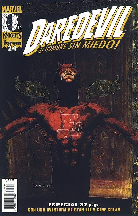 Marvel Knights: Daredevil Vol.1 #24 (de 56)