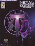 Metal Lead Guitar/Book and Cd