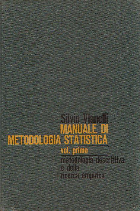 Manuale di metodologia statistica