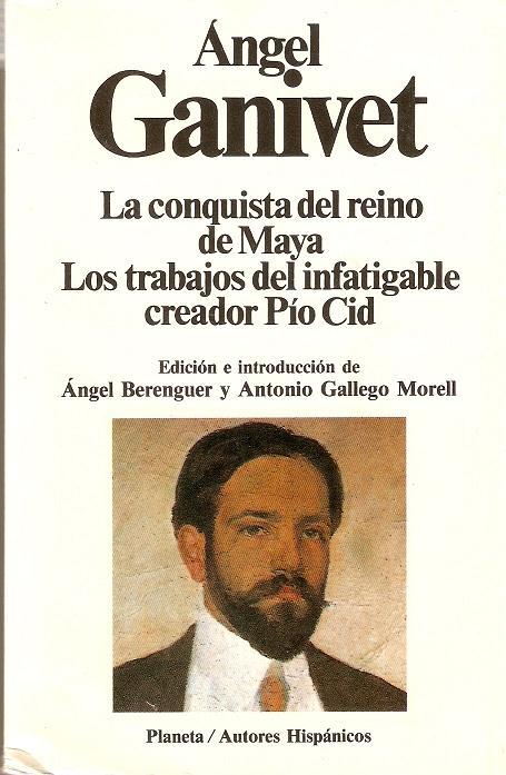La conquista del reino de Maya. Los trabajos del infatigable creador Pio Cid