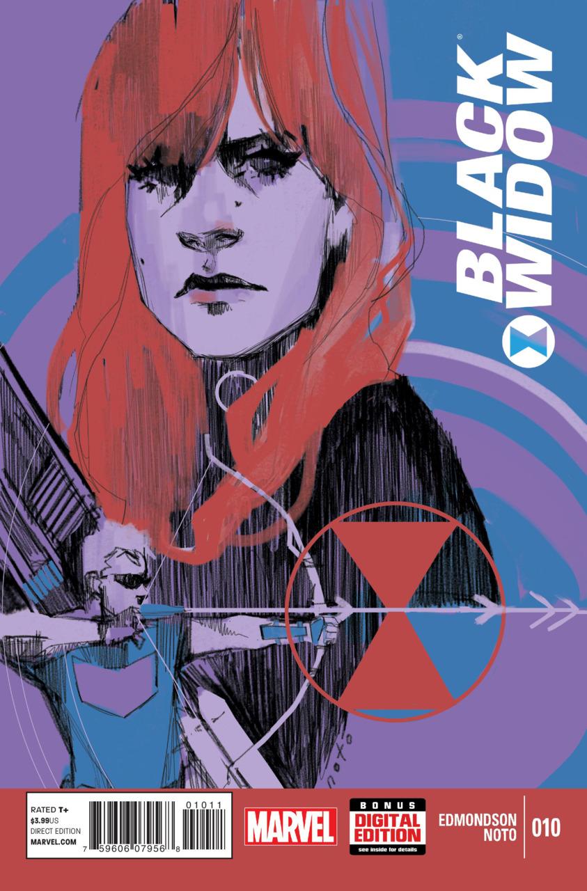 Black Widow Vol.5 #10