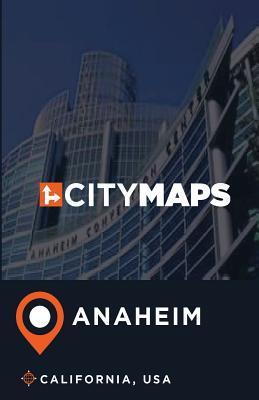 City Maps Anaheim Ca...