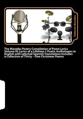 The Maradas Poetry Compilation of Poem Lyrics