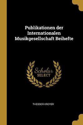 Publikationen Der In...
