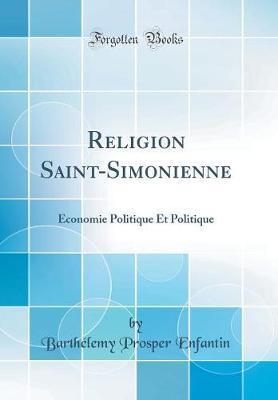 Religion Saint-Simonienne