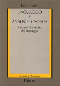 Linguaggio e analisi filosofica