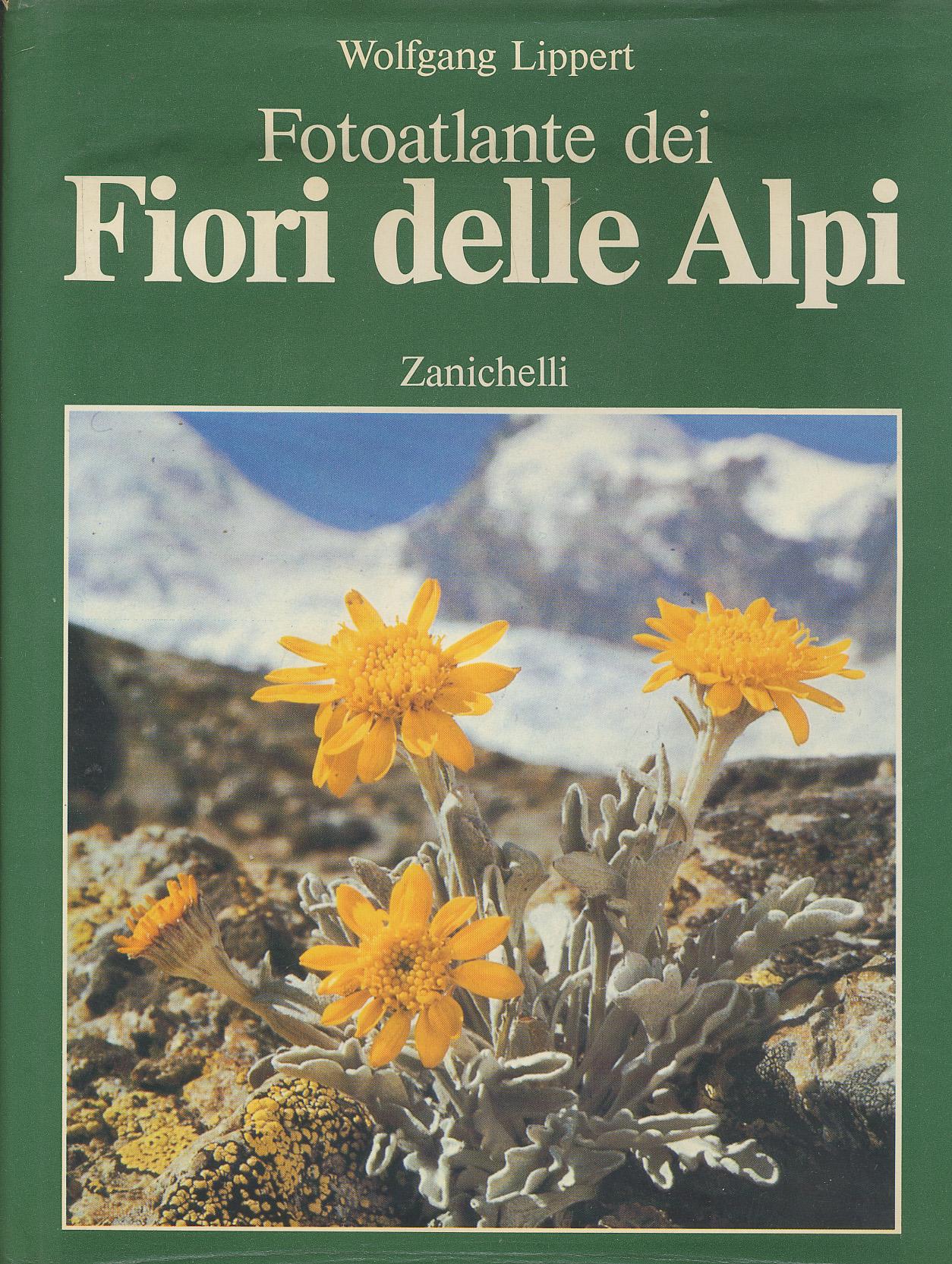 Fotoatlante dei Fiori delle Alpi
