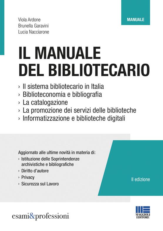 Il manuale del bibli...