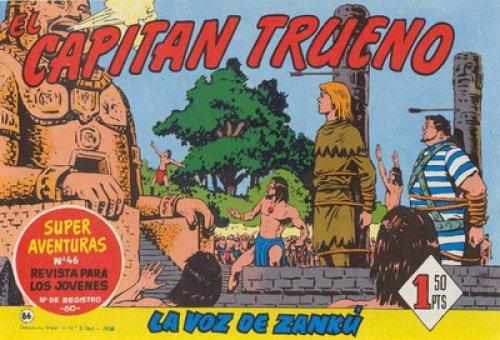 El Capitán Trueno #86