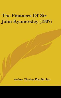 The Finances of Sir John Kynnersley