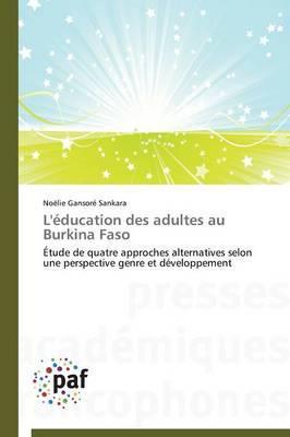 L'Education des Adultes au Burkina Faso