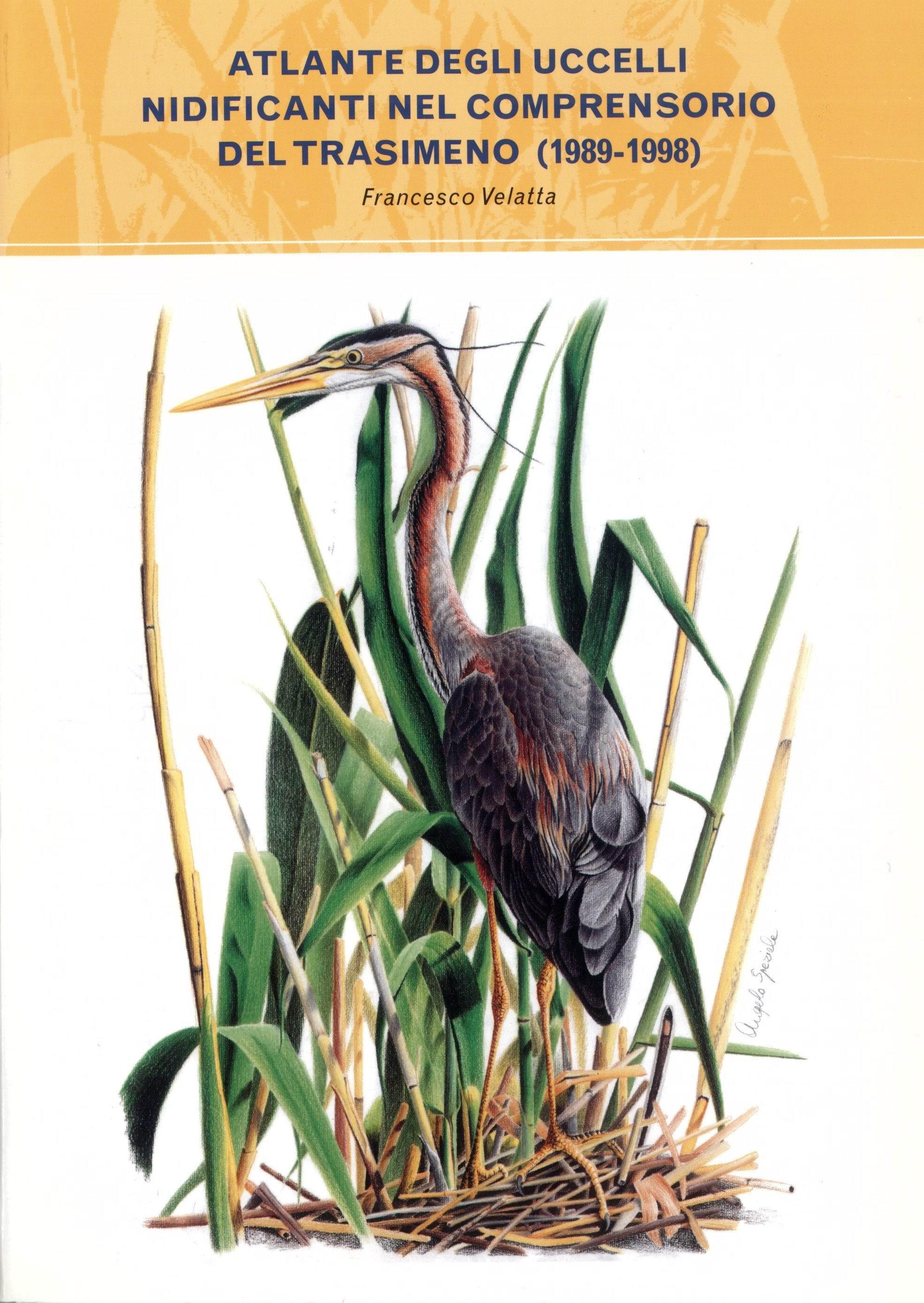 Atlante degli uccelli nidificanti nel comprensorio del Trasimeno (1989-1998)